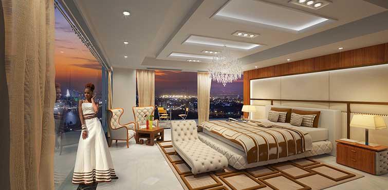 LorenzoBySujimoto Bedroom